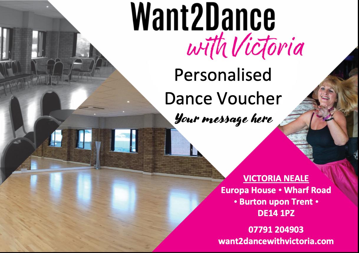 Dance Voucher